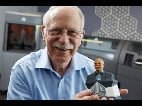 Charles W. Hull - 3D printing (stereolithography)