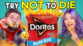 Try Not To Die Challenge #2 (React)