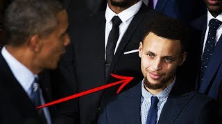 "Did Stephen Curry REALLY Have A ""CHOICE"" ? - Welcome To NBA ft. Michael Jordan (2019 - 2020)"