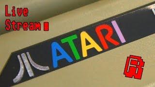 RMC Live | Atari Falcon & Jaguar Games & Demos with Guests