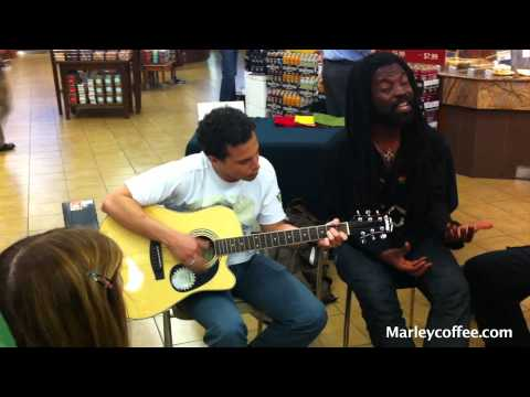 Marley Coffee 101 @ Whole Foods 2-2-11