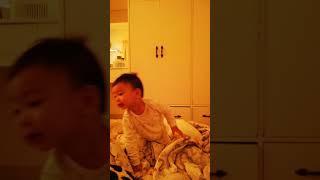 Noah's baby shark dance 2