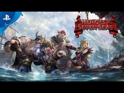 Heroes of The Seven Seas Trailer