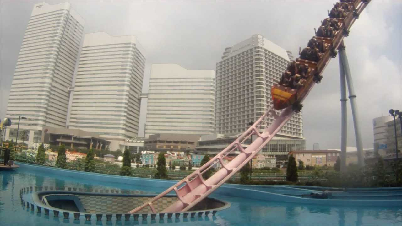 Rollers: Underwater Roller Coaster