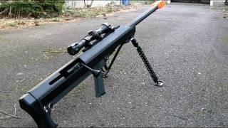 Barrett M99 Review (Snow Wolf)