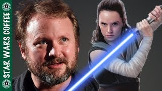 Rian Johnson on the Signifigance of Rey's Parents!