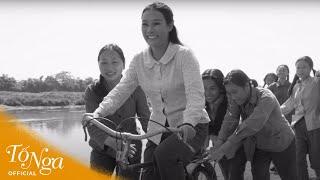 Cúc Ơi - NSƯT Tố Nga - Tri ân 10 cô gái ngã ba Đồng Lộc