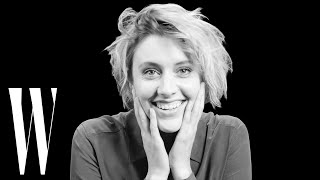 Greta Gerwig on Her First Kiss, Her Crush, and Crying During Moonlight | Screen Tests | W Magazine