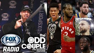 Who is the MVP of the 2019 NBA Playoffs?