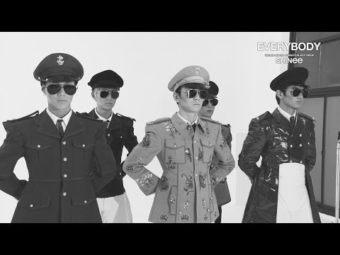 SHINee 샤이니 'Everybody' Making Video