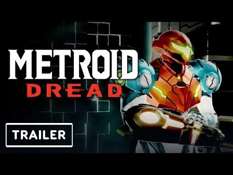 Metroid Dread – Reveal Trailer | E3 2021