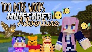 100 Acre Woods Adventure   Minecraft Roleplay