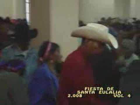 Santa Eulalia de Fiesta 2008 vid 1