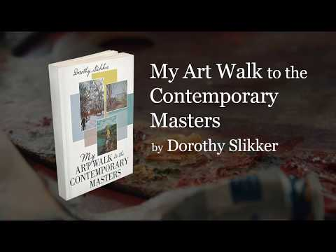 My Artwalk to the Contemporary Masters