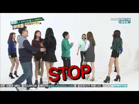 [HD] 150204 Nine Muses - Random Play Dance @ MBC every1 Weekly Idol