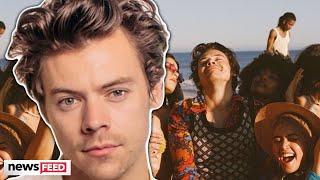 Harry Styles' Secrets REVEALED By 'Watermelon Sugar' Models