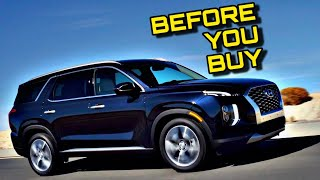 2020 Hyundai Palisade Quick Look (Best Looking SUV Available?)