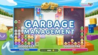 Puyo Puyo Tetris - Garbage Management