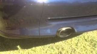 HSV E3 365kw walkinshaw enhanced LPI Clubsport with full stainless