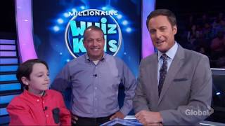 """Millionaire"" Season 16   Week 22/35   Episode 106-110 ""WHIZ KIDS WEEK"""