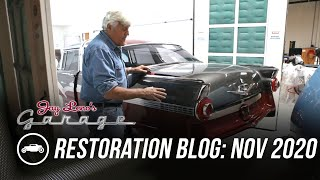Restoration Blog: November 2020 - Jay Leno's Garage