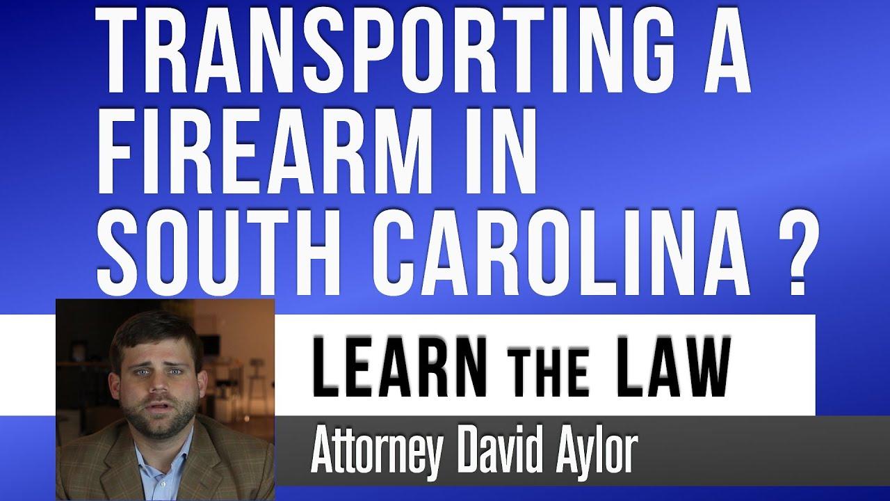 south carolina gun laws   transport   car 1280 x 720 · jpeg