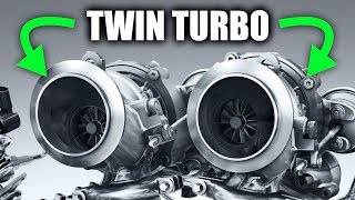 How Twin Turbos Work - All The Boost!