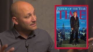 Shooting Rudy Giuliani For Time Magazine 9/11 2001
