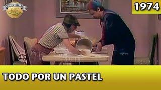 El Chavo   Todo por un pastel (Completo)