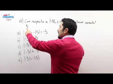 Prueba de números enteros 17