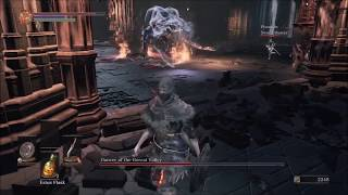 Dark Souls 3 NEW overpowered Luck build in 40 minutes PART 1