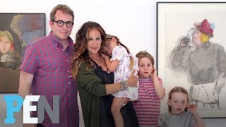 Sarah Jessica Parker Talks About The Struggles Of Being A Working Mom | PEN | People
