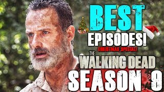 The Walking Dead's Top 20 Greatest Episodes - Christmas Special!