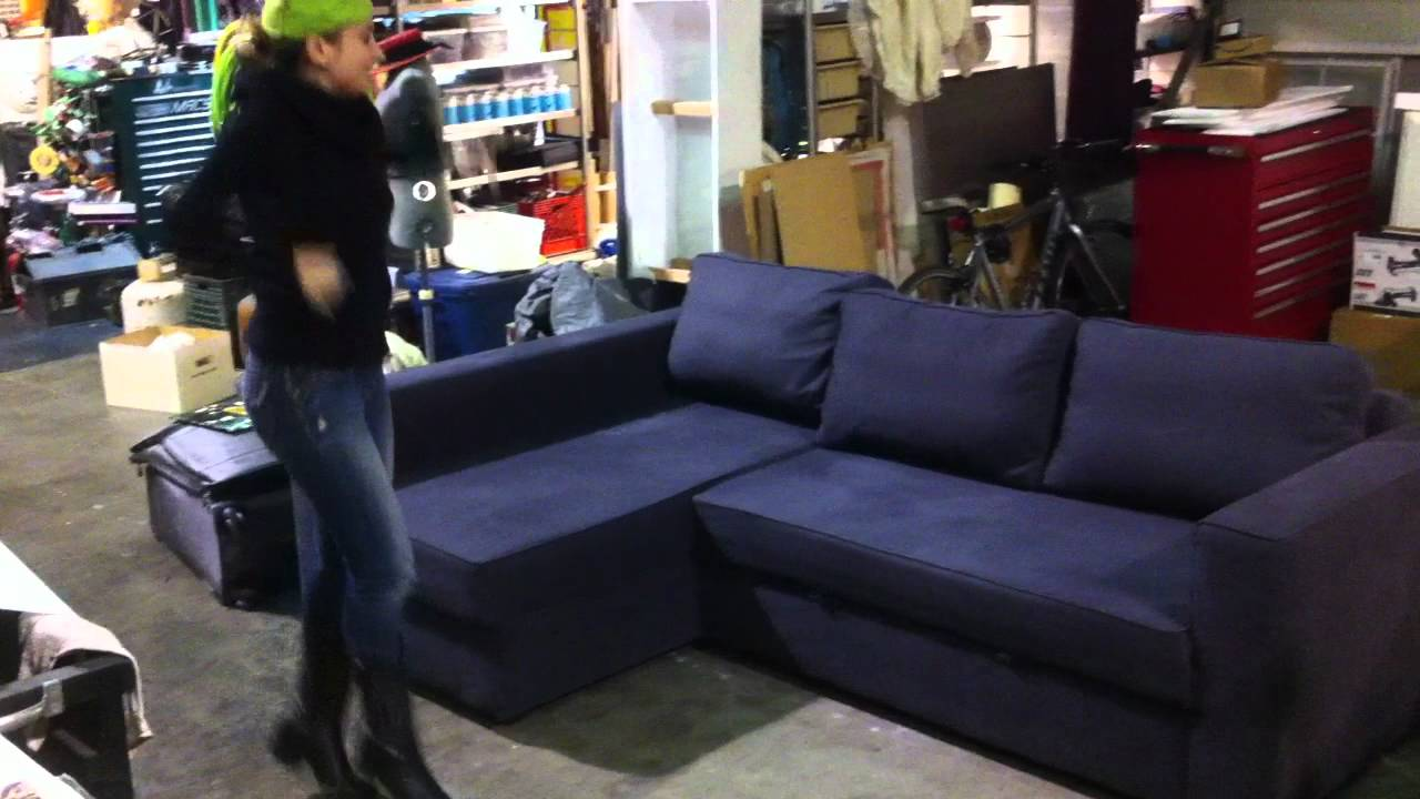 Used Ikea Manstad Sofa Couch Bed For Sale Los Angeles