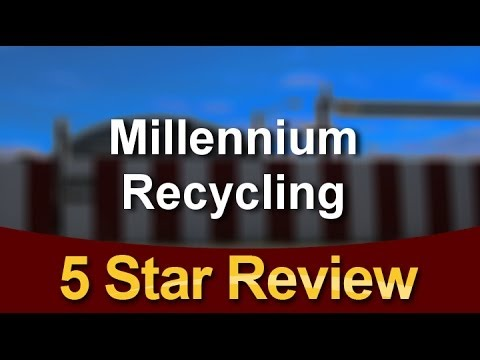 Millennium Recycling Cambridge  Great   5 Star Review by Trevor D.