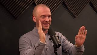 Sean Evans On Most Tragic Hot Ones Guests