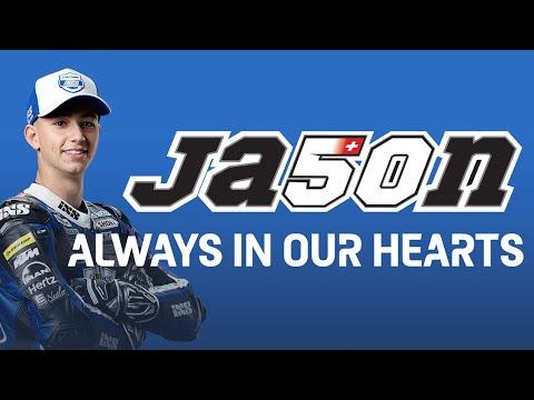 LIVE: Remembering Jason Dupasquier