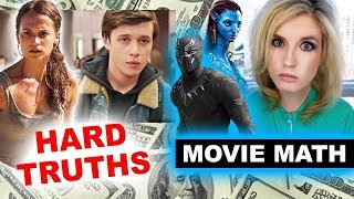 Box Office for Tomb Raider, Love Simon, Black Panther