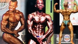 Teenager Takes Bodybuilding..