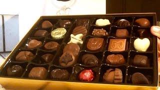 ASMR, Product Review, Info, Godiva Chocolates, 36 Piece Gold Ballotin, Soft Spoken, Chocolate Lovers