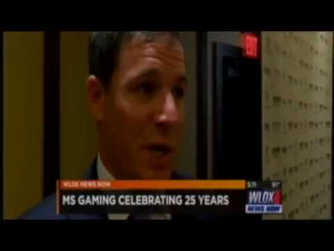 WLOX: Mississippi Gaming Celebrates 25 Years