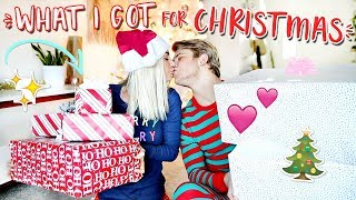What I Got For Christmas! Married Gift Swap 2017!! | Aspyn Ovard