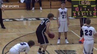 Mankato East High School Boys Basketball vs. New Ulm