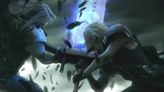 FFVII | CLOUD vs SEPHIROTH (Advent Children Complete)