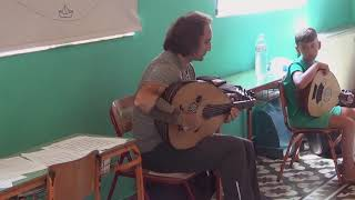 "Yurdal Tokcan - Master Class ""Turkish Oud""/ Σεμινάριο(MC) ""Τούρκικο Ούτι"""