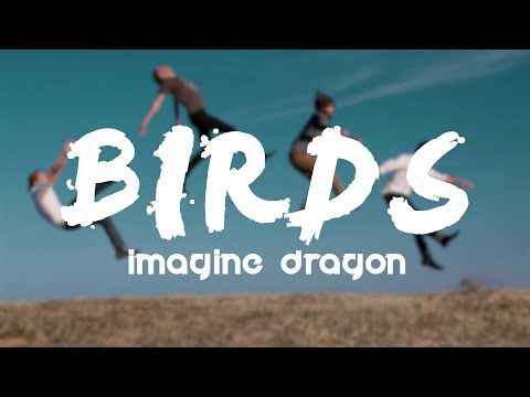 Imagine Dragons - Birds (Lyrics) ft. Elisa