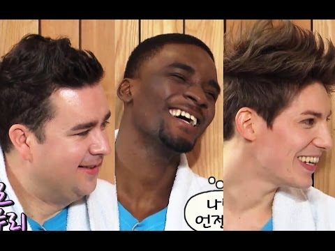 Happy Together - Korean Dream Special with Sam Hammington, Fabien & more! (2014.05.29)