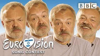 SAVAGE 😂 Graham Norton reacts to Eurovision 2019 - BBC