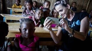 Roar - Katy Perry - International Day of the Girl Child   UNICEF