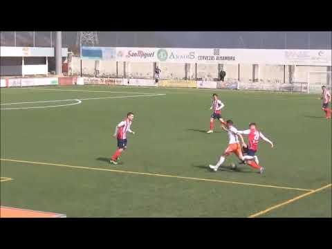 (RESUMEN y GOLES) AD Sabiñánigo 3-0 SD Borja / J 20ª / 3ª División